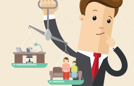 5 tips for achieving work-life balance