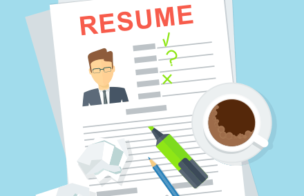10 things to check before you submit your CV